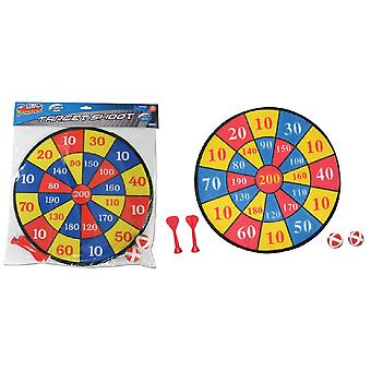 Target Shoot Sticky Dart Board