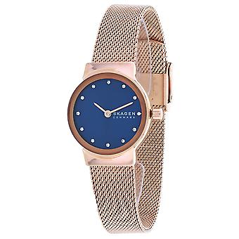 Skagen Damen's Freja Rose gold Uhr - SKW2740