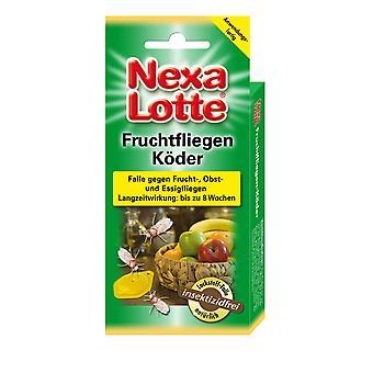 NEXA LOTTE® hedelmäperhosyötti, 1 kpl