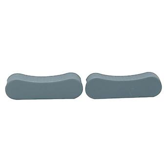Catit Replacement Gray Slider Lock Clips For 50702 Hooded Cat Pan