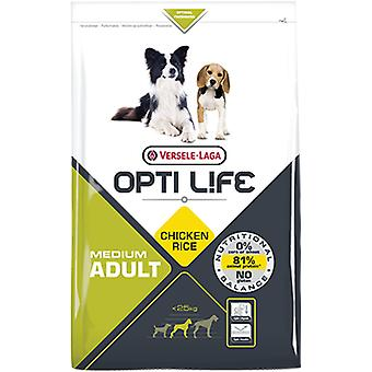Versele Laga Medium Adult Chicken Rice (Dogs , Dog Food , Dry Food)