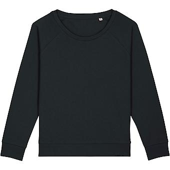 greenT Womens Organic Dazzler Relaxed Fit Jumper Sweatshirt