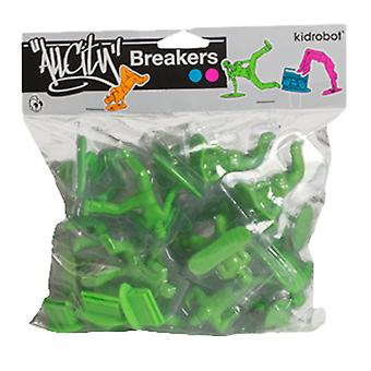 All City Breakers Mini Vinyl Electric 20 Pk