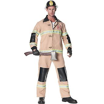 Firefighter Costume Adult