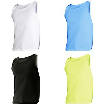 SOLS Mens Justin Sleeveless Tank / Vest Top