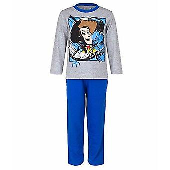 Disney toy story boys pyjama grey