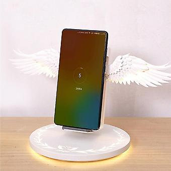 Bakeey 10w fast charging vertical mobile phone wireless charger for iphone x xs xiaomi mi8 mi9 mix 2s huawei p30 pro mate rs s10 s10+