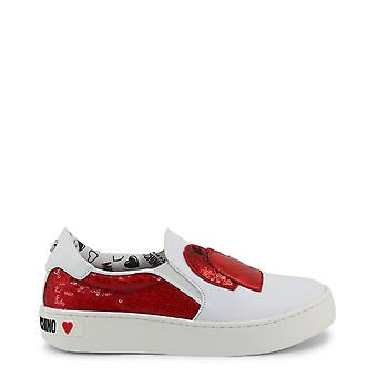 Love Moschino Original Women Spring/Summer Sneakers - White Color 33773