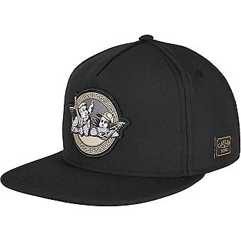 Cayler & Sons Snapback Cap - Fallen Angels Black