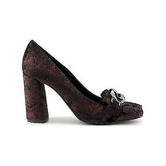 Made in Italia - Shoes - High Heels - ENRICA_ROSSO - Women - darkred,black - 36