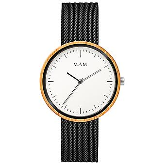 Mam Flat Watches Watch for Women Analog quartz Japanese with bracelet from Other 683