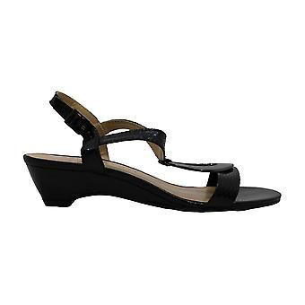 Karen Scott Womens Carmeyy tissu Open Toe occasionnels cheville Strap Sandals