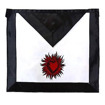 Masonic scottish rite masonic apron - aasr - 11th degree