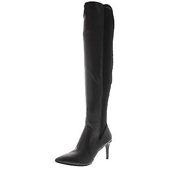 INC International Concepts Womens izetta Fabric Almond Toe Knee High Fashion ...