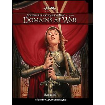 Domains at War Battles by Macris & Alexander