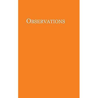 Observations by Winthrop & John