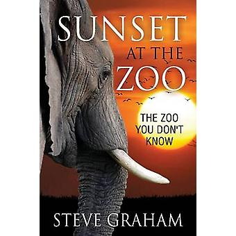 Sunset at the Zoo The Zoo You Dont Know by Graham & Steve