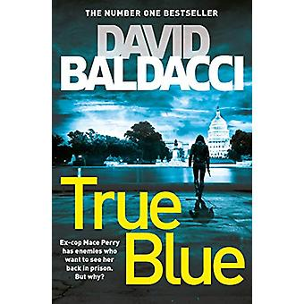 True Blue av David Baldacci - 9781509859726 Bok