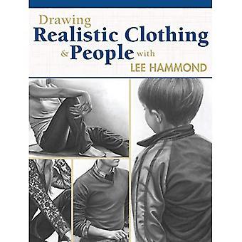 Zeichnung realistische Kleidung und Menschen mit Lee Hammond