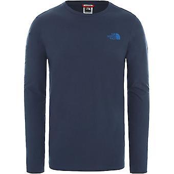 ノースフェイスノースフェイスT9493UN4LユニバーサルオールイヤーメンTシャツ