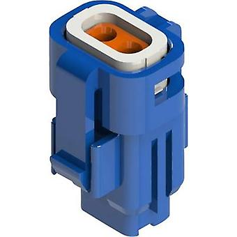 EDAC Socket enclosure - cable 560 Total number of pins 2 Contact spacing: 2.50 mm 560-002-000-411 1 pc(s)