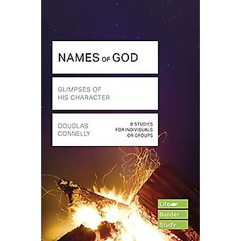 Names of God (Lifebuilder Study Guides) - Glimpses of His Character by