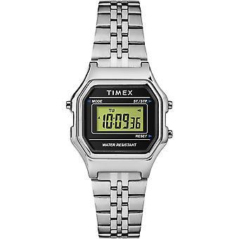 Timex klokker Retro Digital TW2T48600 - Kvinners klokke