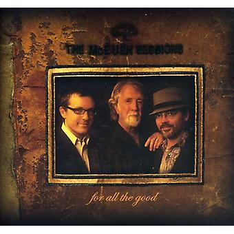 McEuen Sessions - For All the Good [CD] USA import