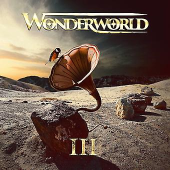 Wonderworld - III [CD] USA import