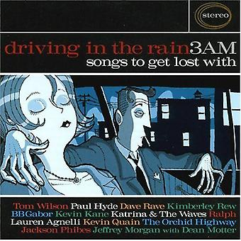 Driving in the Rain 3 Am: Songs to Get Lost Wit - Driving in the Rain 3 Am: Songs to Get Lost with [CD] USA import