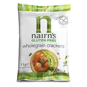 Nairn's Gluten Free Wholegrain Crackers Portion Packs