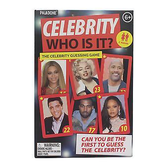 Celebridad que es es celebridad adivinar partido juego dos jugadores contiene 72 cartas