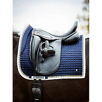 PS of Sweden Ps Of Sweden Full Size Dressage Saddle Pad - Navy Blue