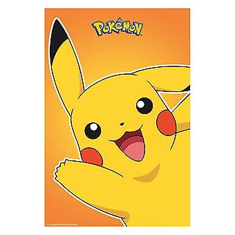 Pokémon, Maxi Poster - Pikachu No. 2