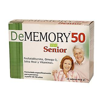 Dememory 50 Senior 14 packets