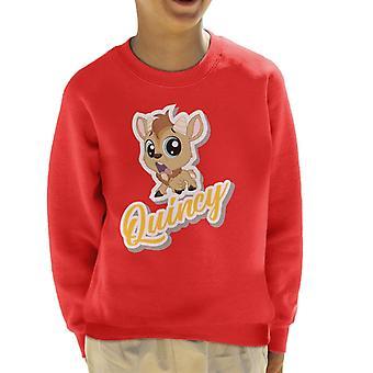 Littlest Pet Shop Quincy Kid's Sweatshirt