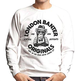 London Banter Originals Daper Ape Männer's Sweatshirt