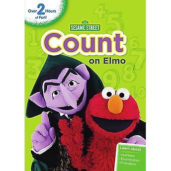 Sesame Street: Count on Elmo [DVD] USA import