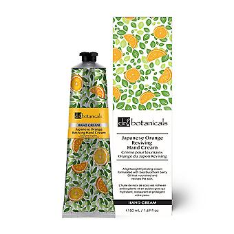 Japanese orange  reviving hand cream 50ml