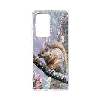 Hull For Huawei P40 Pro Flexible Squirrel