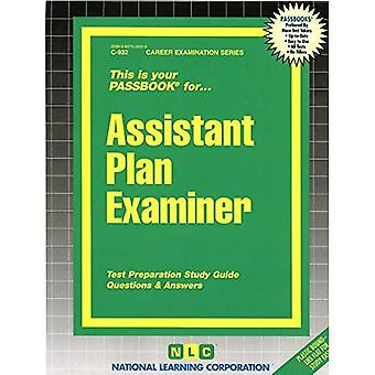 Assistant Plan Examiner: Passbooks Study Guide