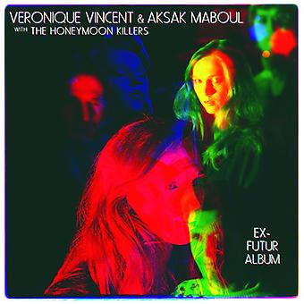 Veronique Vincent - Ex-Futur Album [CD] USA import