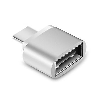 Usb C Thunderbolt 3 Adapter Usb-c Otg Type C Converter For Macbook Pro P10 P20 Samsung Note 7 8 9+ Mi 5 5s 6 S8 Oneplus 6 6t