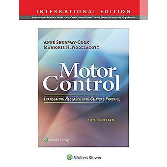 Motor Control (5th International edition) by Anne Shumway-Cook - Marj