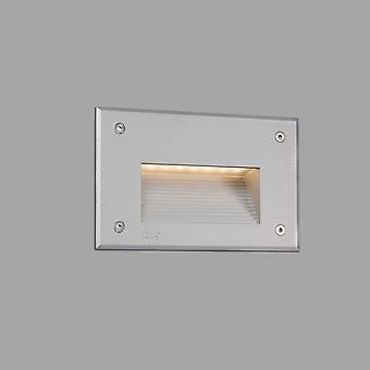 LED Outdoor Verzonken Muur Lichtgrijze IP65
