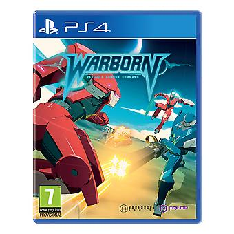Warborn PS4 Game