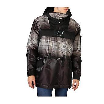 EA7 - Clothing - Jackets - 6ZPK03_PNP9Z_0207 - Men - black,gray - S