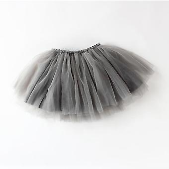 Bébé Tutu Jupes Vêtements de bébé- Kids Princess Skirt Ball, Pettiskirt Anniversaire