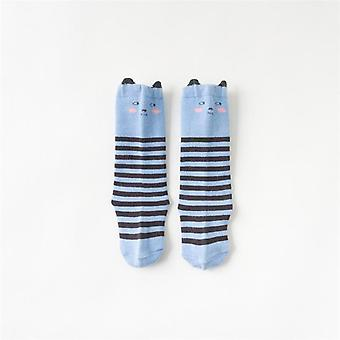 Varm vinter kids sokk, bomull spansk stil