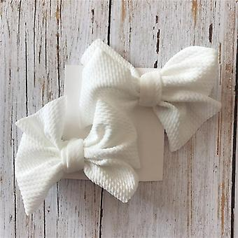 Baby Hair Bow Clips Pinwheel For Toddlers